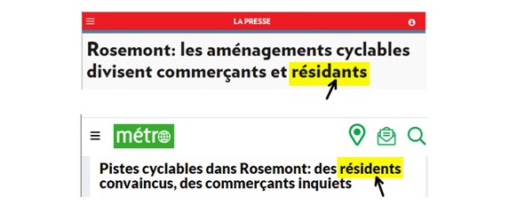 « Résidants » ou « résidents »?
